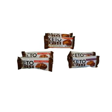 The Keto Kitchen Keto Wise Chocolate Fat Bombs