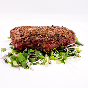 The KETO Kitchen Butter Steak No Butter