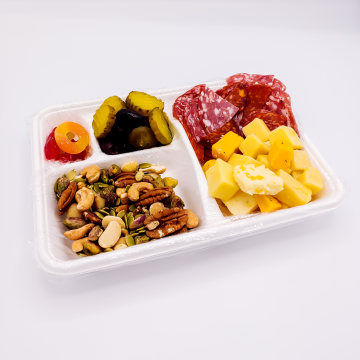 The KETO Kitchen Charcuterie Meal TOGO