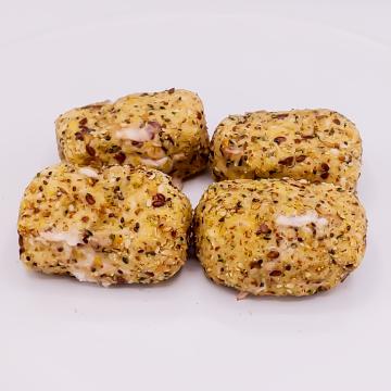 The KETO Kitchen Chicken Nuggets