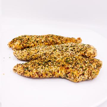 The KETO Kitchen Chicken Strips