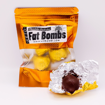 The KETO Kitchen Fat Bombs
