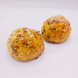 The KETO Kitchen Garlic Bread
