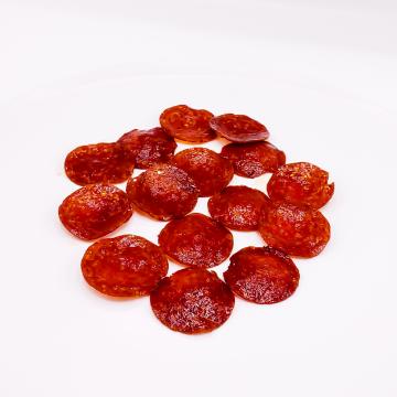 The KETO Kitchen Pepperoni Chips
