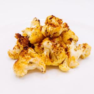 The KETO Kitchen Roasted Cauliflower