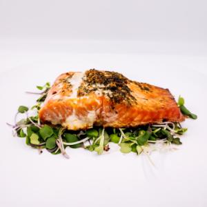 The KETO Kitchen Salmon