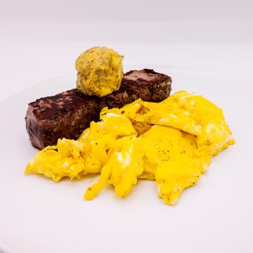 The KETO Kitchen Steak n Eggs
