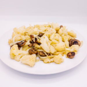 The KETO Kitchen Veggie Skillet