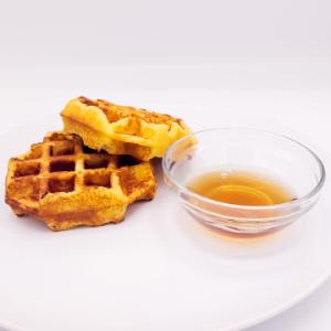 The KETO Kitchen Waffles
